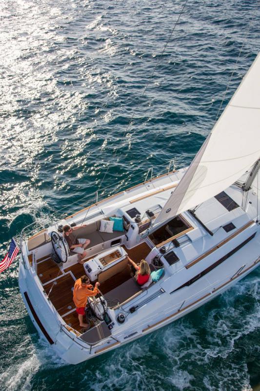 Sun Odyssey 479 │ Sun Odyssey of 14m │ Boat Veleros Jeanneau  19578