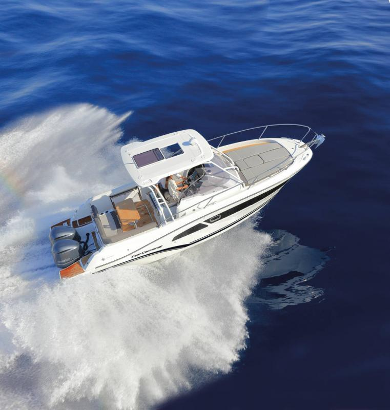 Cap Camarat 9.0 WA │ Cap Camarat Walk Around of 9m │ Boat powerboat Jeanneau  22119
