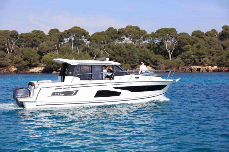 NC 1095 │ NC Weekender of 10m │ Boat powerboat Jeanneau  18880