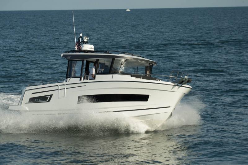 NC 895 Sport │ NC Sport of 9m │ Boat Outboard Jeanneau  18984