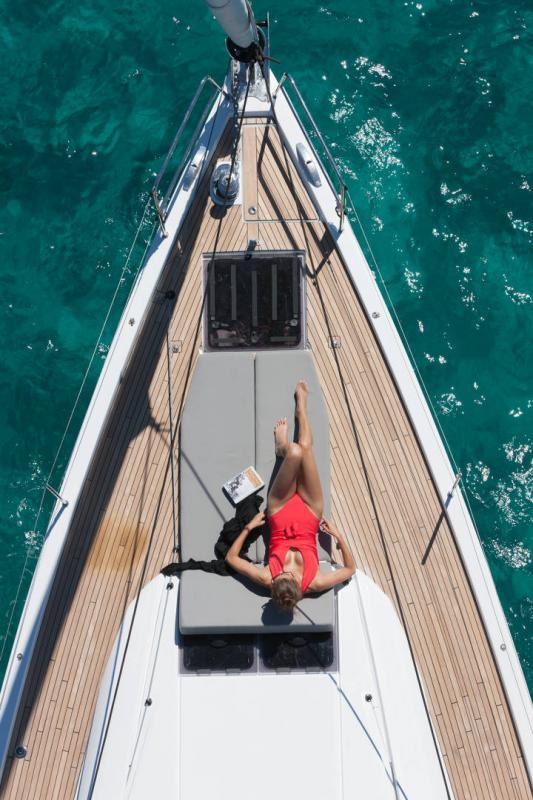 Jeanneau Yachts 51 │ Jeanneau Yachts de 15m │ Bateaux Voiliers Jeanneau  17403