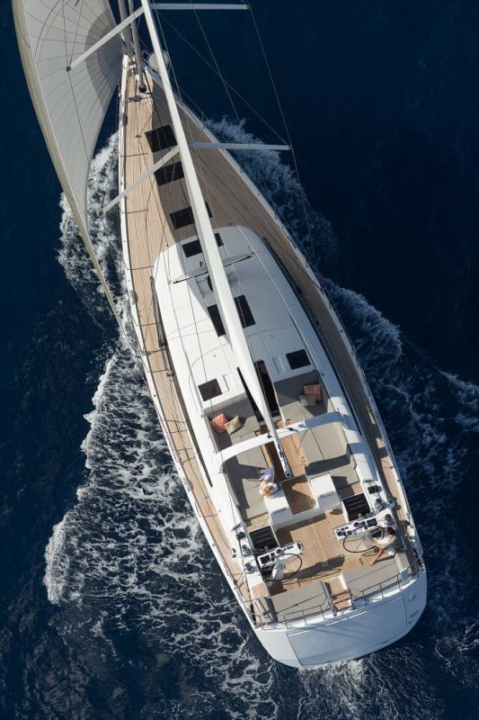Jeanneau 64 │ Jeanneau Yachts of 20m │ Boat Sailboat Jeanneau  17621