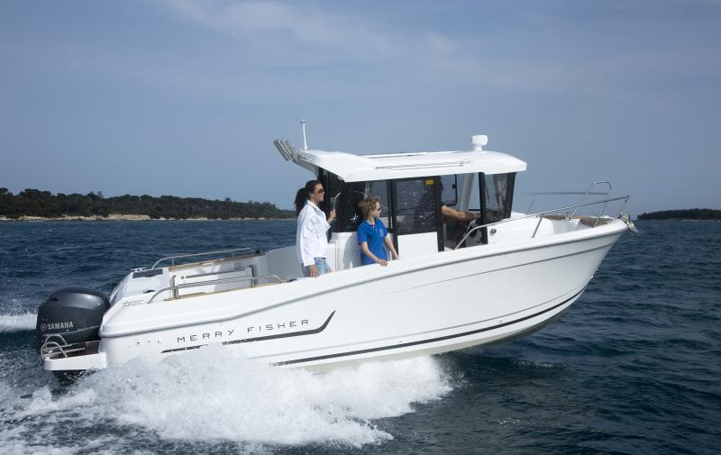 Merry Fisher 695 Marlin Exterior Views 1