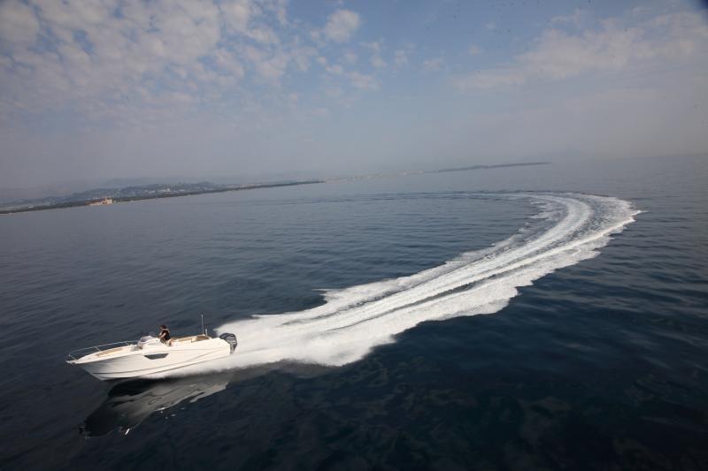 Cap Camarat 8.5 CC │ Cap Camarat Center Console of 8m │ Boat Outboard Jeanneau boat Cap_Camarat_CC-8.5CC 461