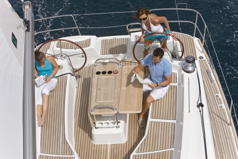 Sun Odyssey 50 DS │ Sun Odyssey DS of 15m │ Boat Sailboat Jeanneau boat Sun-Odyssey-DS-50DS 131