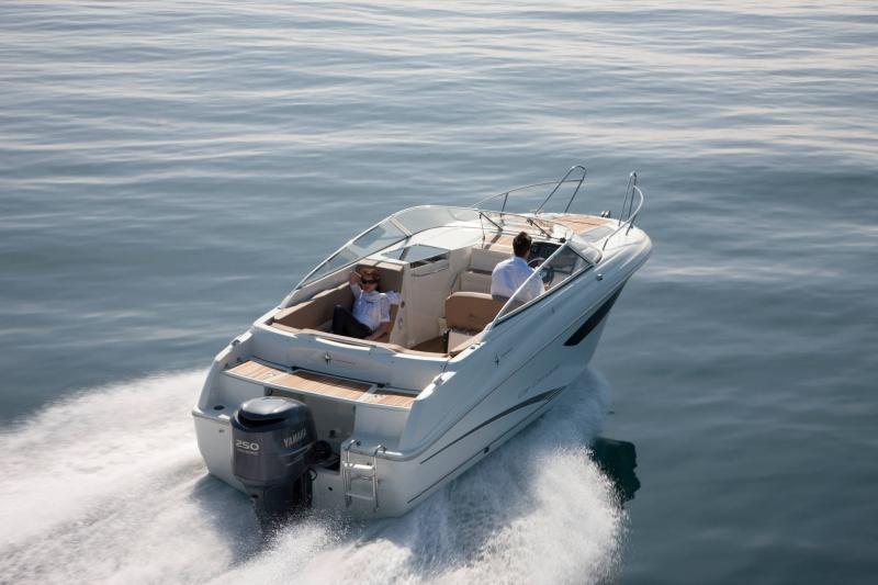 Cap Camarat 7.5 DC │ Cap Camarat Day Cruiser de 7m │ Bateaux Hors Bord Jeanneau  12976