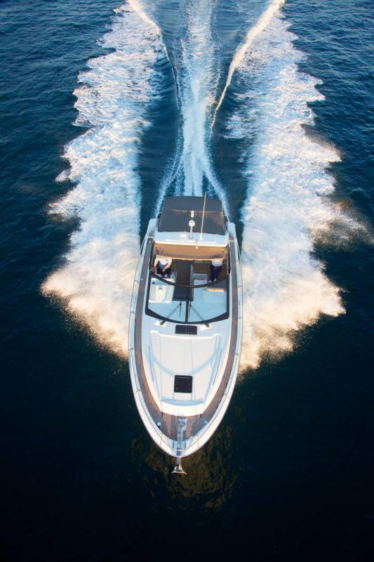 Leader 40 │ Leader of 12m │ Boat Intra-borda Jeanneau 1-Navigation 14357