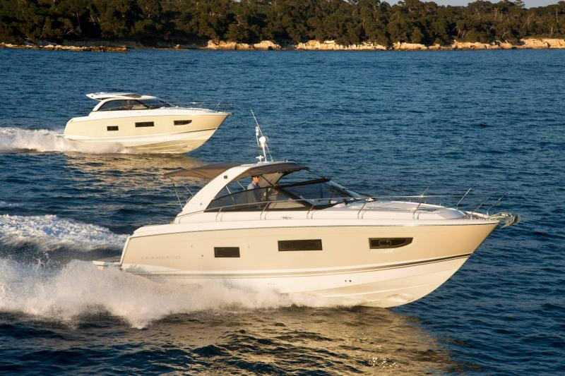 Leader 40 │ Leader of 12m │ Boat Intra-borda Jeanneau 1-Navigation 14353