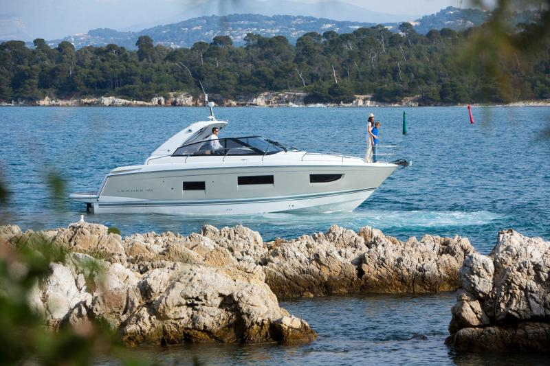 Leader 40 │ Leader of 12m │ Boat Intra-borda Jeanneau 1-Navigation 14364