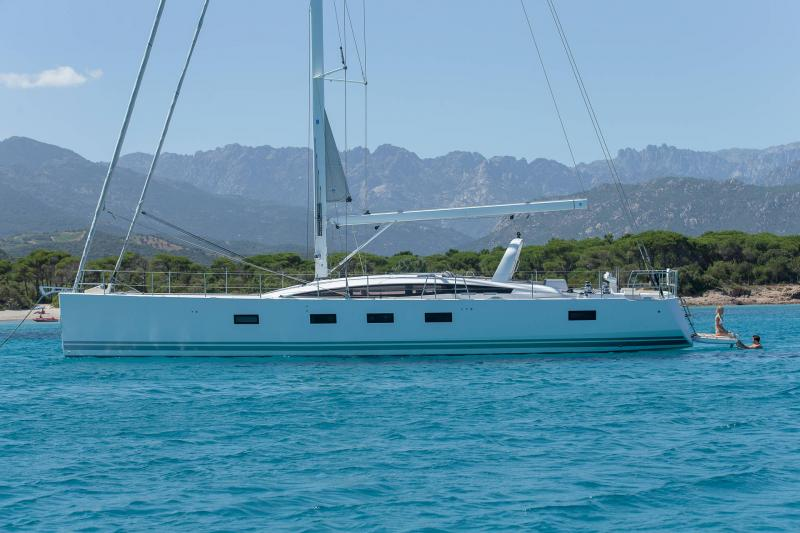 Jeanneau 64 Exterior Views 33