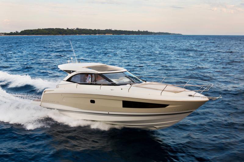 Leader 36 │ Leader of 12m │ Boat Intra-borda Jeanneau 1-Navigation 14313