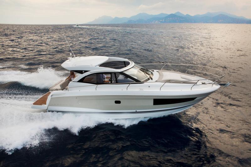 Leader 36 │ Leader de 12m │ Bateaux In Bord Jeanneau 1-Navigation 14312