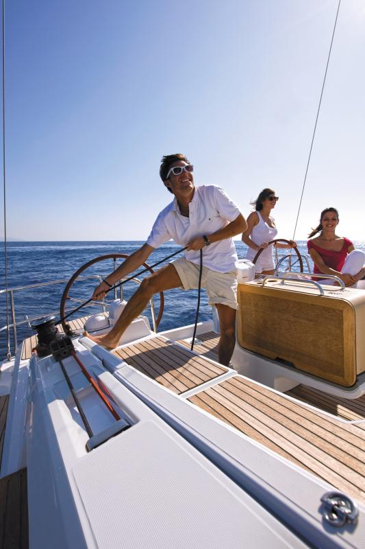Sun Odyssey 44 DS │ Sun Odyssey DS of 13m │ Boat Barche a vela Jeanneau barche Sun-Odyssey-DS-44DS 375