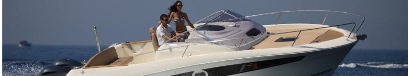 Cap Camarat 8.5 WA │ Cap Camarat Walk Around of 8m │ Boat powerboat Jeanneau  27