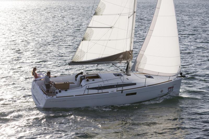 Sun Odyssey 349 │ Sun Odyssey of 10m │ Boat Sailboat Jeanneau boat photos 936