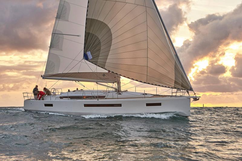 Sun Odyssey 490 │ Sun Odyssey Walk-Around of 14m │ Boat Sailboat Jeanneau  19738