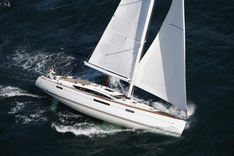 Jeanneau 57 │ Jeanneau Yachts of 18m │ Boat Sailboat Jeanneau boat jeanneau_yacht-jeanneau-57 592
