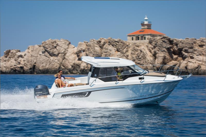 Merry Fisher 795 │ Merry Fisher of 7m │ Boat powerboat Jeanneau boat Merry-Fisher-795 1401
