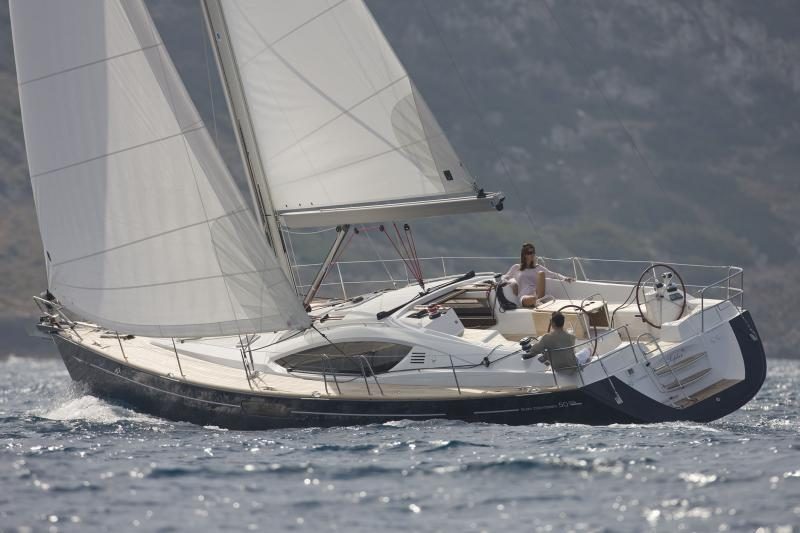 Sun Odyssey 50 DS │ Sun Odyssey DS of 15m │ Boat Sailboat Jeanneau boat Sun-Odyssey-DS-50DS 155