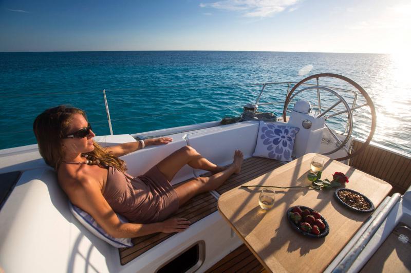 Sun Odyssey 479 │ Sun Odyssey of 14m │ Boat Veleros Jeanneau  19598