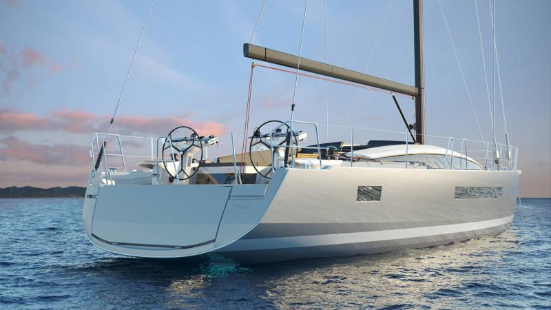 Jeanneau Yachts 65 │ Jeanneau Yachts of 21m │ Boat Sailboat Jeanneau  22944