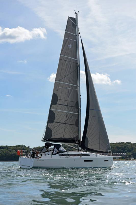 Sun Odyssey 380 │ Sun Odyssey of 11m │ Boat Segelboote Jeanneau  23461