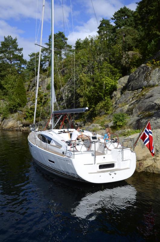 Sun Odyssey 41 DS │ Sun Odyssey DS of 12m │ Boat Sailboat Jeanneau boat Sun-Odyssey-DS-41DS 580