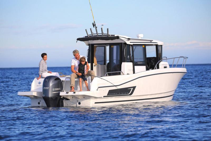 Merry Fisher 795 Marlin │ Merry Fisher Marlin of 7m │ Boat Fuori bordo Jeanneau Fishing 20003