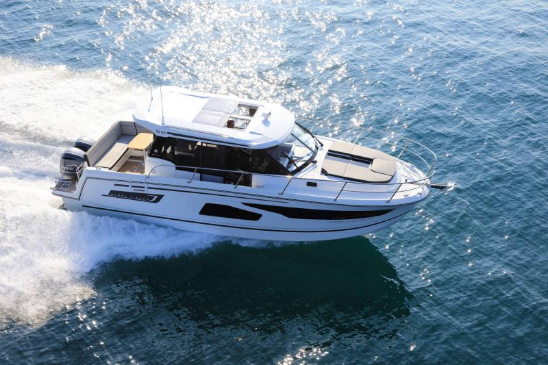 Merry Fisher 1095 │ Merry Fisher of 11m │ Boat powerboat Jeanneau  20419