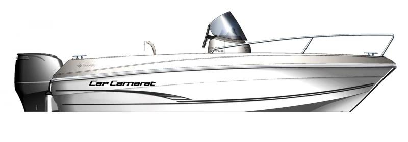 Cap Camarat 5.1 CC │ Cap Camarat Center Console of 5m │ Boat powerboat Jeanneau  10943