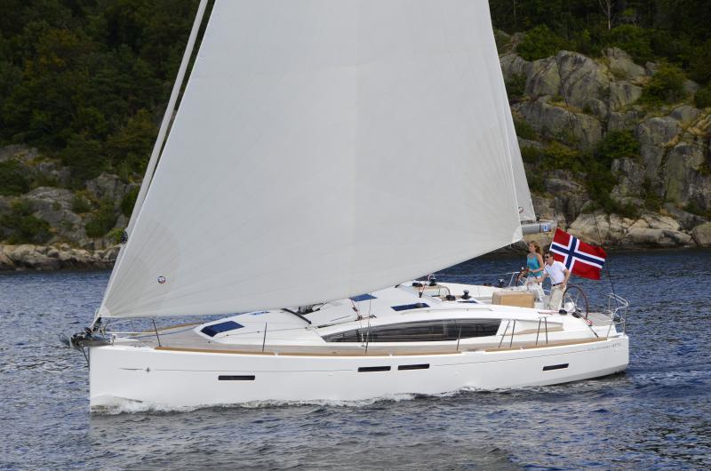 Sun Odyssey 41 DS │ Sun Odyssey DS of 12m │ Boat Sailboat Jeanneau boat Sun-Odyssey-DS-41DS 583