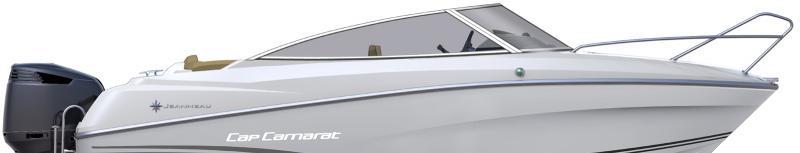 Cap Camarat 6.5 DC Vista esterni 26