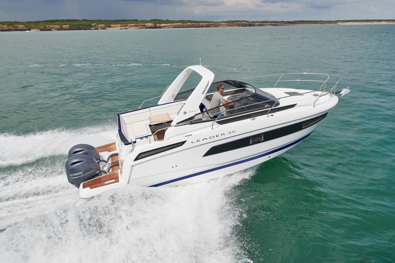 Leader 30 OB │ Leader of 9m │ Boat powerboat Jeanneau  12909