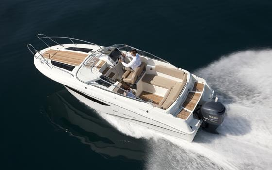 Cap Camarat 8.5 WA │ Cap Camarat Walk Around of 8m │ Boat powerboat Jeanneau  274