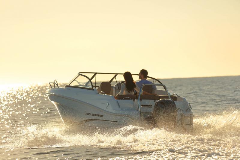 CAP CAMARAT 5.5 BR │ Cap Camarat Bow Rider of 5m │ Boat powerboat Jeanneau CAP CAMARAT 5.5 BR 4813