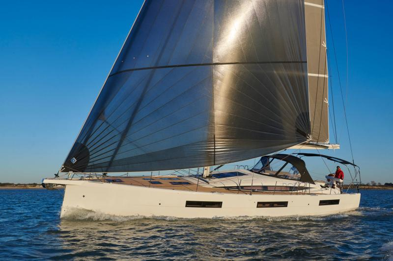 Jeanneau Yachts 60 │ Jeanneau Yachts of 18m │ Boat Sailboat Jeanneau 1-Navigation 22552