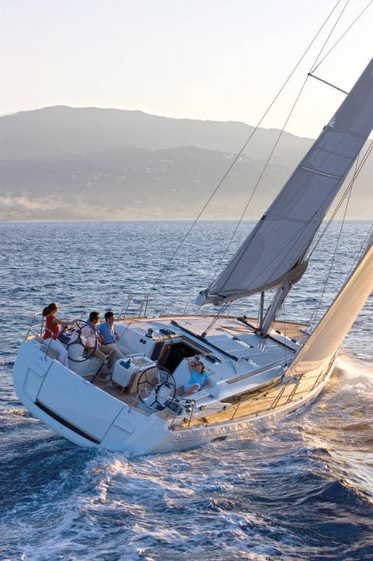 Sun Odyssey 519 │ Sun Odyssey of 16m │ Boat Segelboote Jeanneau  19783