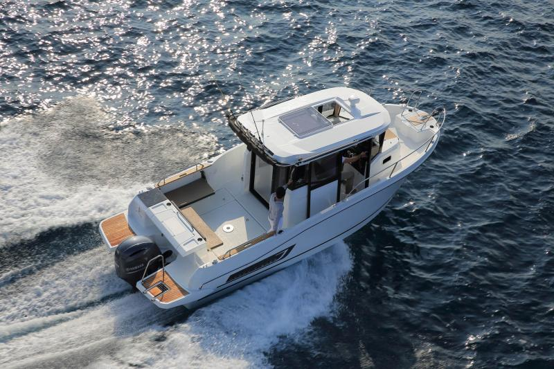 Merry Fisher 795 Marlin Vistas del exterior 11