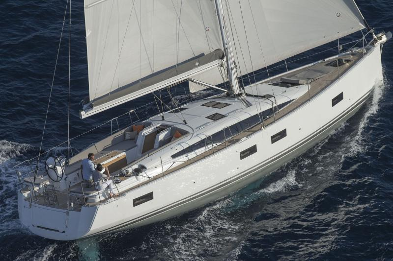 Jeanneau 54 Exterior Views 50