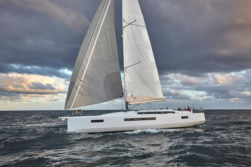 Sun Odyssey 490 │ Sun Odyssey Walk-Around of 14m │ Boat Sailboat Jeanneau  19744
