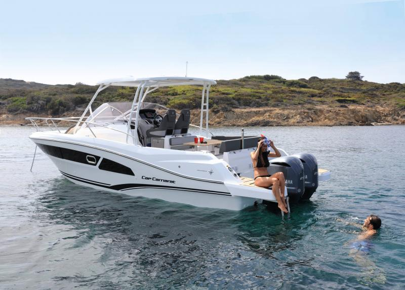 Cap Camarat 9.0 WA │ Cap Camarat Walk Around of 9m │ Boat powerboat Jeanneau  22120