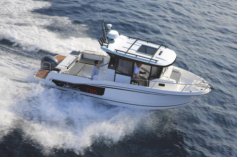 Merry Fisher 795 Marlin │ Merry Fisher Marlin of 7m │ Boat powerboat Jeanneau  20097
