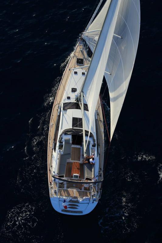 Jeanneau 58 │ Jeanneau Yachts of 18m │ Boat Sailboat Jeanneau  17537