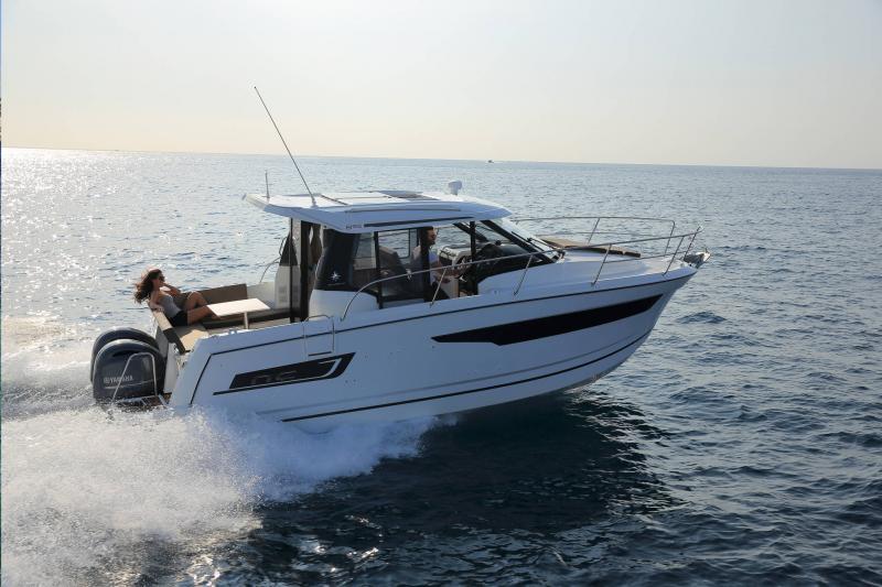 NC 895 │ NC Weekender of 9m │ Boat powerboat Jeanneau  18961