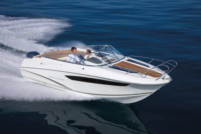Cap Camarat 7.5 DC │ Cap Camarat Day Cruiser of 7m │ Boat powerboat Jeanneau 1-Navigation 17217