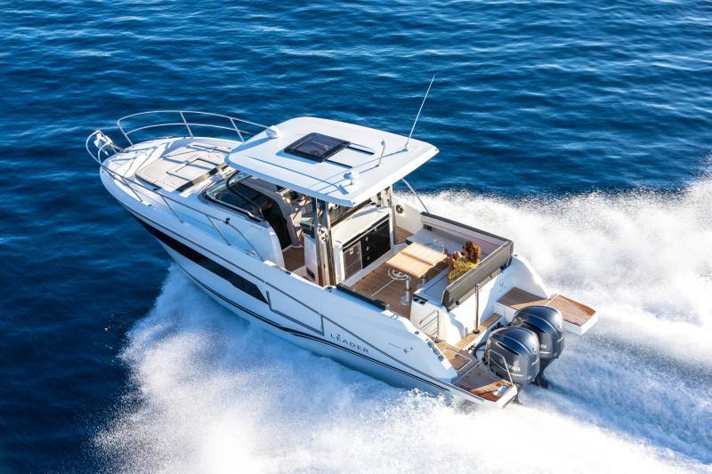 Leader 10.5 Series 2 │ Leader WA of 11m │ Boat powerboat Jeanneau  22292