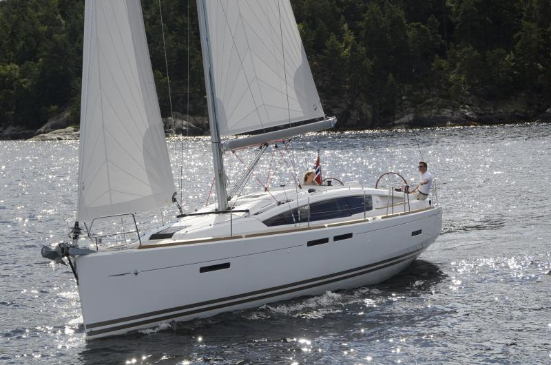 Sun Odyssey 41 DS │ Sun Odyssey DS of 12m │ Boat Sailboat Jeanneau boat Sun-Odyssey-DS-41DS 576