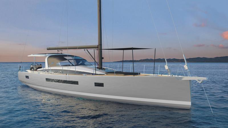 Jeanneau Yachts 65 │ Jeanneau Yachts of 21m │ Boat Sailboat Jeanneau  22945
