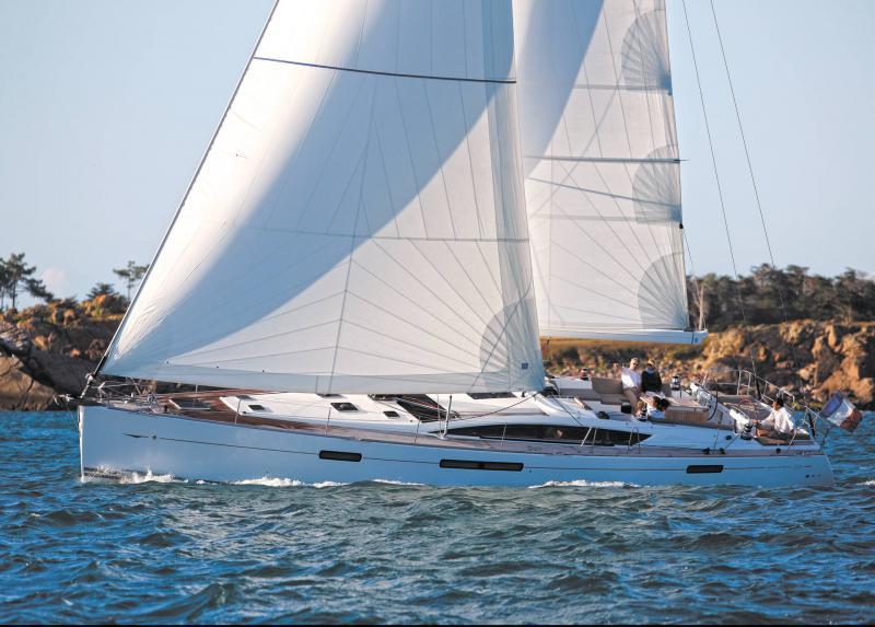 Jeanneau 58 │ Jeanneau Yachts of 18m │ Boat Sailboat Jeanneau  17543