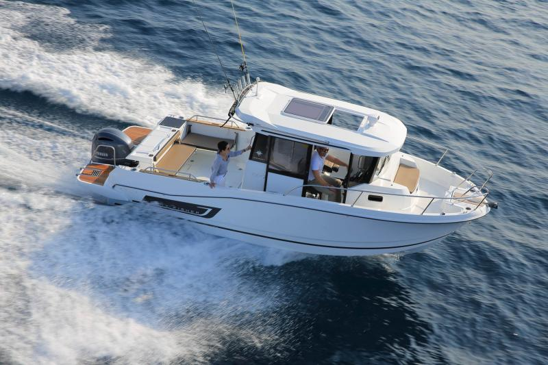 Merry Fisher 795 Marlin Vistas del exterior 12